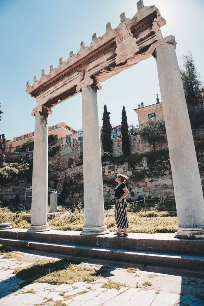 La Vie En Marine's Self Guided Athens Walking Tour