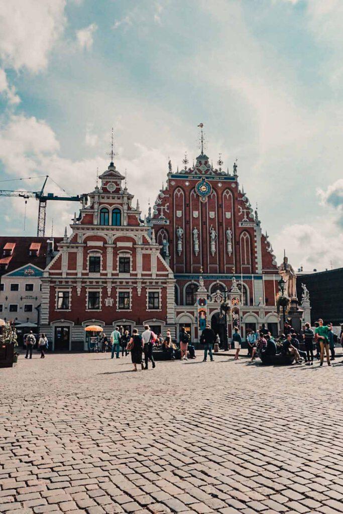 House of the Blackheads Riga