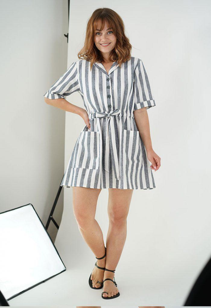 Dress Urkey by Manda
