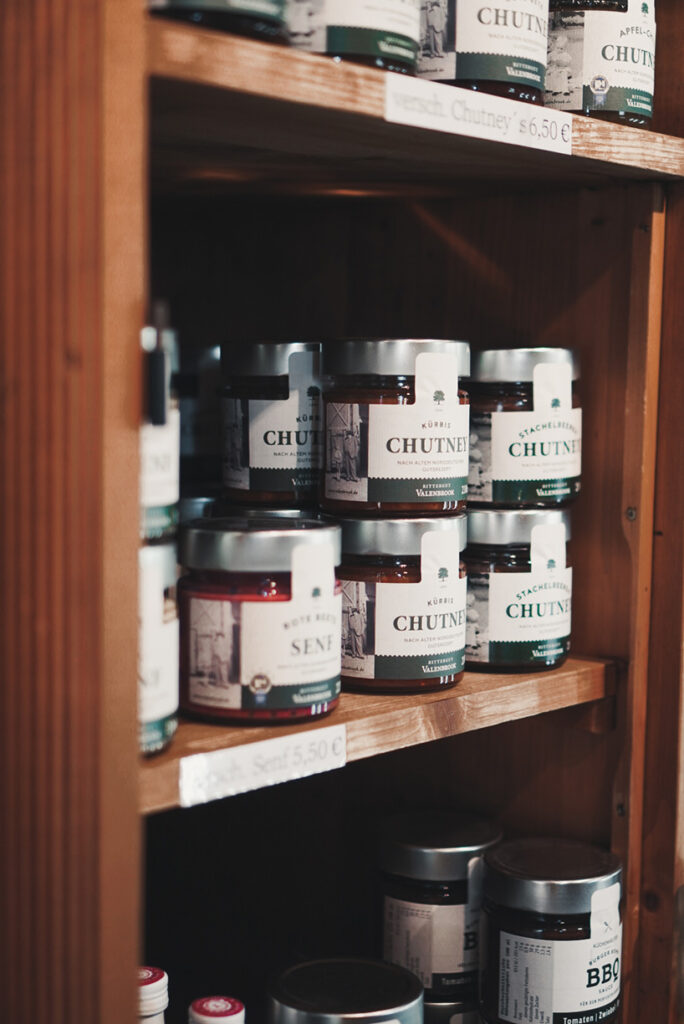 Hansenhof Homemade Chutney - Explore Sylt