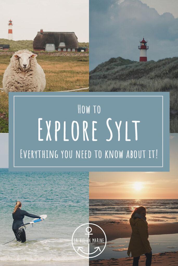 How to Explore Sylt - La Vie En Marine