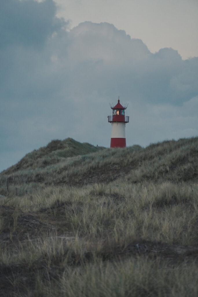 Sylt Ellenbogen Lighthouse