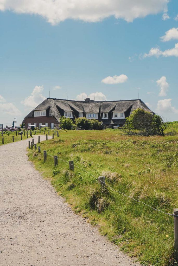 Thatched Roofs of Sylt - Explore Sylt