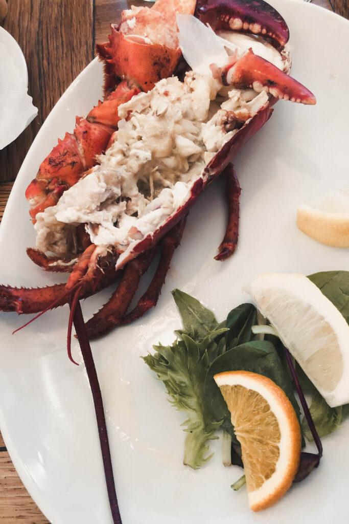 Lobster at Sylter Royal