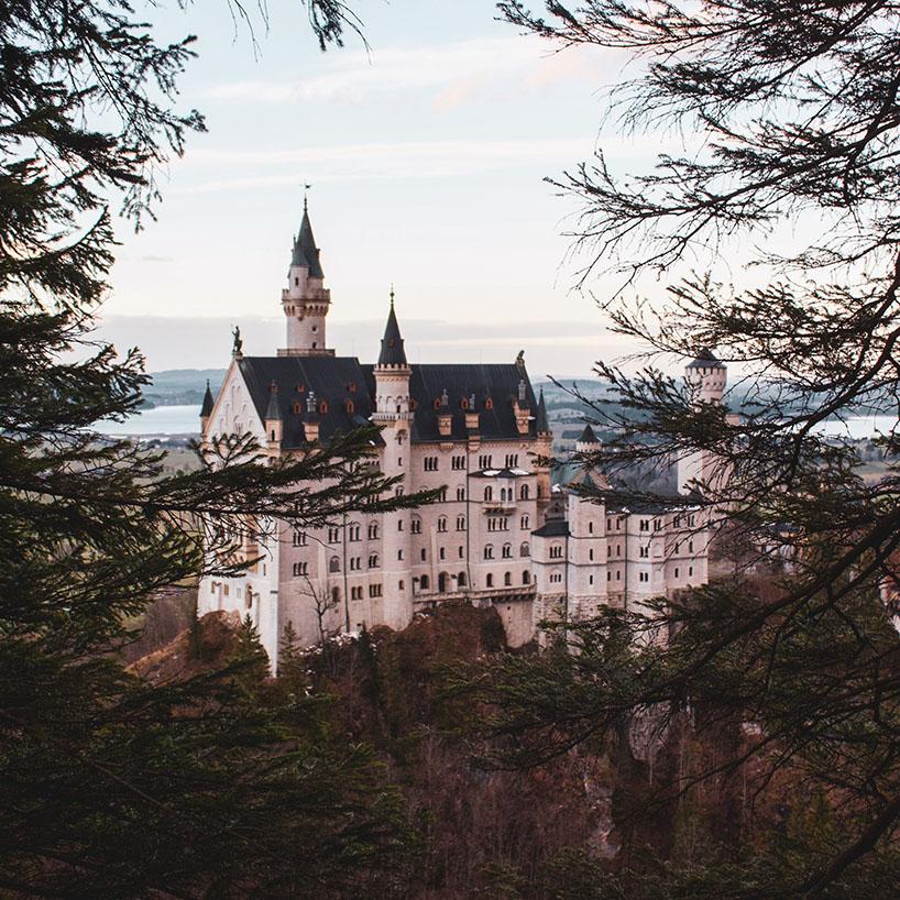 Neuschwanstein, Bavaria
