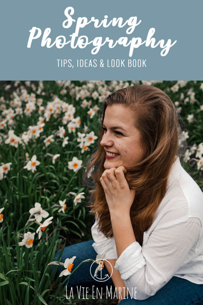 Tips Ideas and Outfit Inspiration for Spring Photography